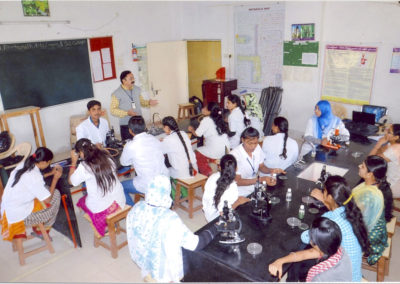 Botany Laboratory